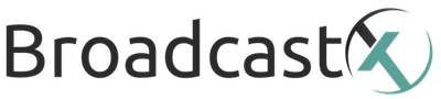 BroadcastX GmbH Logo